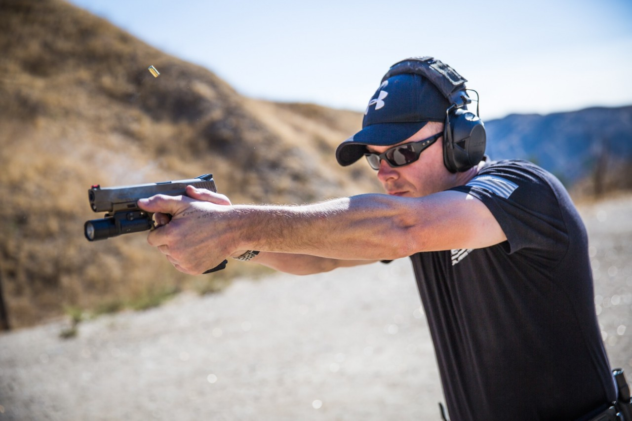 THE IMPORTANCE OF MUSCLE MEMORY IN FIREARMS TRAINING